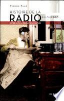 Histoire de la radio au Québec