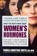What You Must Know about Women s Hormones