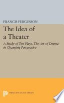 The Idea Of A Theater book