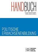 Handbuch politische Erwachsenenbildung
