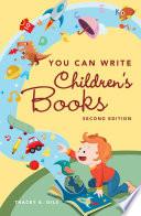 You Can Write Children S Books
