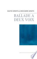 illustration BALLADE A DEUX VOIX