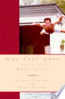 Not Fade Away Book PDF
