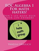 Eoc Algebra 1 Study Guide