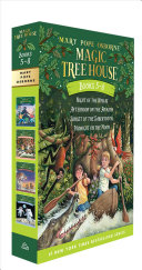 Magic Tree House Books 5 8