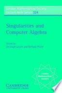 Singularities and Computer Algebra