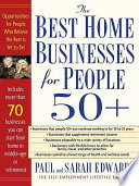 Best Home Businesses for People 50