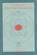 H P Blavatsky On The Gnostics