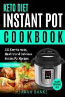Keto Diet Instant Pot Cookbook