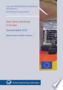 New library buildings in Europe