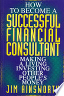 How to Become a Successful Financial Consultant