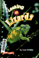 Looking At Lizards book
