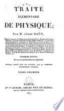 Trait     l  mentaire de physique