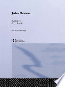 John Donne Critical Sources On Major Figures In