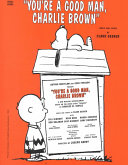 You re a Good Man  Charlie Brown