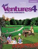 Ventures Level 4 Workbook