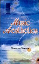 Music Aesthetics