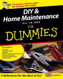 DIY and Home Maintenance All in one For Dummies