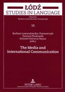 The Media and International Communication