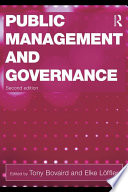 Public Management and Governance  Second Edition