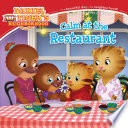 Calm at the Restaurant Book PDF