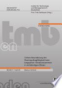Online-Abschätzung der Rammguttragfähigkeit beim langsamen Vibrationsrammen in nichtbindigen Böden