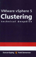 VMware Vsphere 5 0 Clustering Technical Deepdive