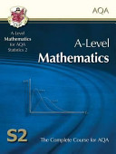 AS/A Level Maths for AQA - Statistics 2: Student Book