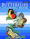 Butterfly Coloring Pages   Butterflies Coloring Book