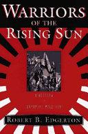 Warriors of the Rising Sun