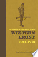 An Officer s Manual of the Western Front
