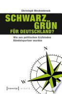 Schwarz-Grün für Deutschland?