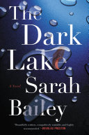 The Dark Lake (FREE PREVIEW - Prologue and First Five Chapters) Investigator In A Rural Town Detective