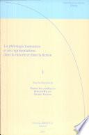 La philologie humaniste et ses repr  sentations dans la th  orie et dans la fiction