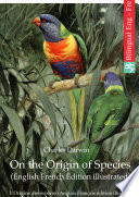 On the Origin of Species  English French Edition illustrated