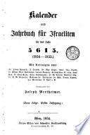 Jahrbuch für Israeliten