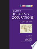 Hunter S Diseases Of Occupations Tenth Edition