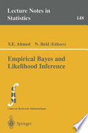 Empirical Bayes and Likelihood Inference