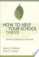 How to Help Your School Thrive Without Breaking the Bank