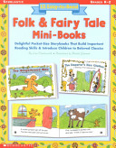 15 Easy To Read Folk   Fairy Tale Mini Books