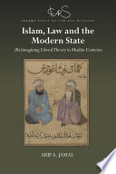 Islam  Law and the Modern State