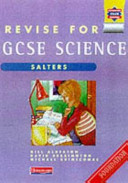 Revise For Gcse Science Salters
