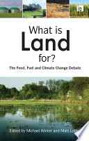 What Is Land For  book