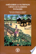 illustration Améliorer la nutrition grâce aux jardins potagers