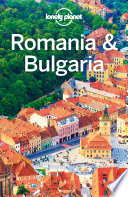 Lonely Planet Romania   Bulgaria