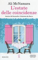 L'estate delle coincidenze Book Cover