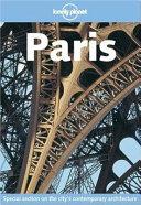Paris  a Lonely Planet City Guide