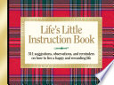 Life s Little Instruction Book