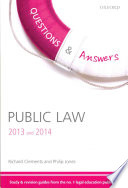 Q   A Revision Guide Public Law 2013 and 2014