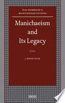 illustration du livre Manichaeism and Its Legacy